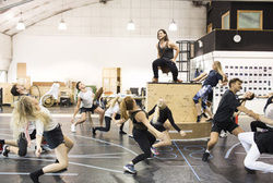 WICKED RELEASES PICTURES OF UK/INTERNATIONAL TOUR CAST IN REHEARSAL