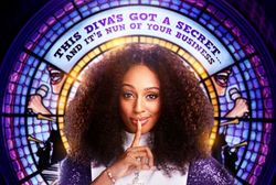 ALEXANDRA BURKE STARS AS 'DELORIS VAN CARTIER' IN SISTER ACT