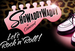 Showaddywaddy return to St George's Hall, Bradford
