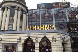 Spring shows at the Alhambra Theatre, Bradford are focus for work with leading arts education charity Children & the Arts