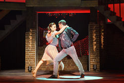Vincent Simone & Flavia Cacace return in their hottest show yet…TANGO MODERNO