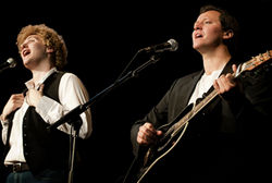 Prior to the West End - The Simon & Garfunkel Story