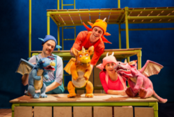 Freckle Productions and Rose Theatre Kingston present Zog