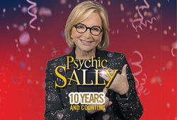 Psychic Sally to make an appearance in Bradford