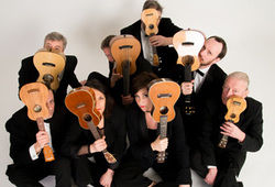 Funny, virtuosic, twanging, awesome: Ukulele Orchestra of Great Britain comes to St George's Hall, Bradford