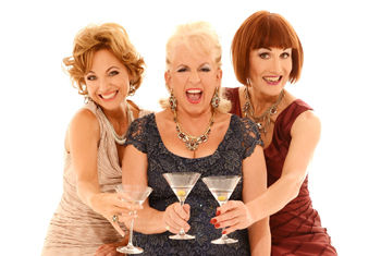 BRITAIN'S GREATEST CABARET TRIO ARE BACK WITH A BRAND NEW SHOW!