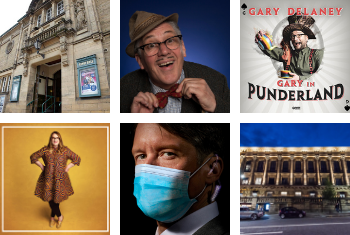 BIG NAMES IN COMEDY COMING TO BRADFORD THEATRES