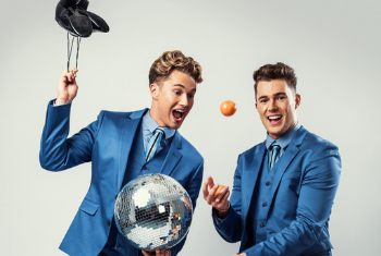 AJ and Curtis Pritchard to take the UK on a BIG Night Out!