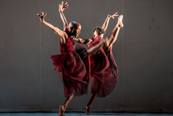 Dance Consortium presents South Africa's award-winning DADA MASILO GISELLE