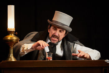 Touring Consortium Theatre Company and Rose Theatre Kingston present  DR JEKYLL & MR HYDE