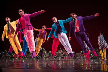 Co-commissioner, Dance Consortium presents Mark Morris Dance Group in Pepperland UK & Ireland Tour 2019
