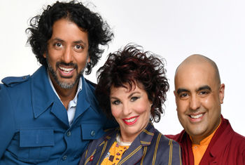 Ruby Wax 'How To Be Human: The Show'