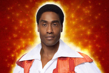 ALHAMBRA THEATRE'S THIRD WISH IS GRANTED AS BLUE'S SIMON WEBBE STARS IN ALADDIN!