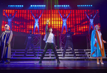 Smash hit musical We Will Rock You comes to Bradford - for one week only!