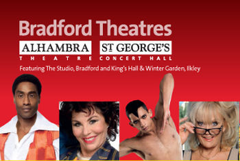 BRADFORD THEATRES ANNOUNCE AUTUMN 2018 SEASON