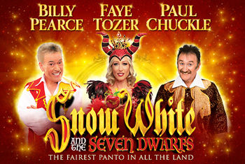 MIRROR, MIRROR, ON THE WALL ALHAMBRA THEATRE UNVEILS THE FAIREST PANTOMIME LINE UP OF THEM ALL!