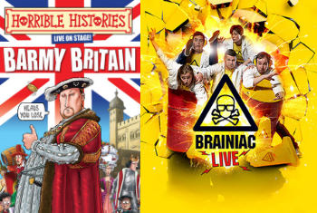 This summer is going to be family fun-tastic at St George's Hall, Bradford!