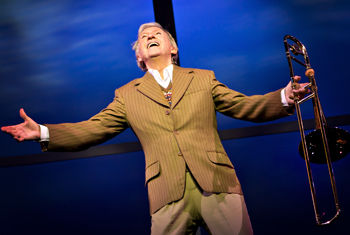 Sensational Musical THE GLENN MILLER STORY starring the legendary TOMMY STEELE