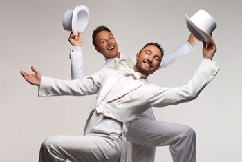 The Ballroom Boys - ACT TWO!