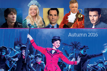 AUTUMN 2016 SEASON ANNOUNCEMENT