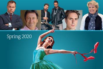 BRADFORD THEATRES ANNOUNCE SPRING 2020 SEASON