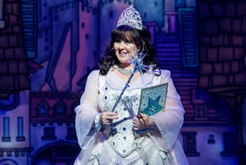 Alhambra Theatre to stage Relaxed Performance during Cinderella pantomime season