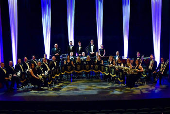 CARLTON MAIN FRICKLEY COLLIERY BAND TO JOIN RAMBERT AT THE ALHAMBRA THEATRE FOR NEW BRASS BAND DANCE WORK
