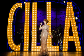 THE WORLD PREMIERE OF CILLA – THE MUSICAL arrives at the Alhambra Theatre, Bradford this month