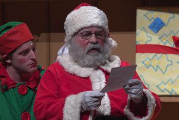Rod Campbell's Dear Santa Returns to King's Hall, Ilkley this festive season