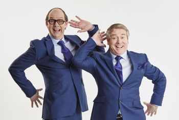 An Evening of Eric & Ern - Hits All The Right Notes – In The Right Order