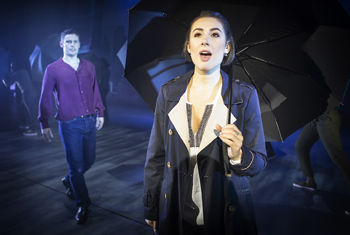 BELIEVE IN THE POWER OF LOVE GHOST THE MUSICAL ARRIVES IN BRADFORD