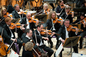 The 150th orchestral season at St George's Hall in Bradford and the 28th chamber season at Bradford Cathedral