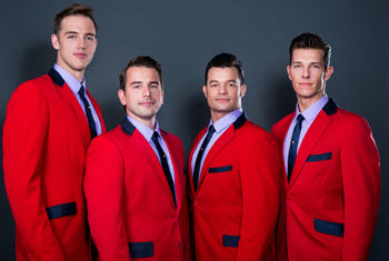 FULL CAST ANNOUNCED FOR SECOND UK & IRELAND TOUR OF JERSEY BOYS