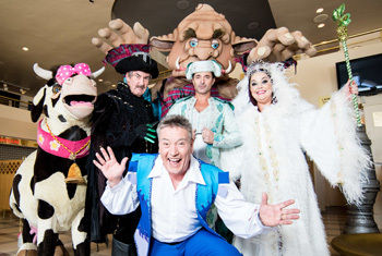 The Panto You've Bean Waiting For! At the Alhambra Theatre, Bradford