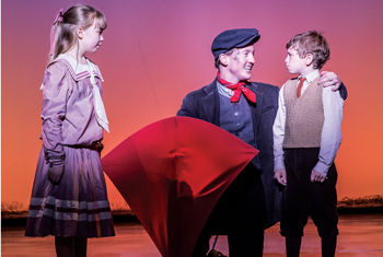 MARY POPPINS opens at the Alhambra Theatre in two weeks!