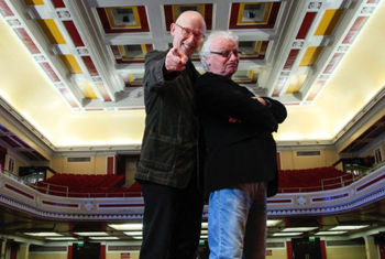 Billy Mitchell and Ray Laidlaw: The Lindisfarne Story
