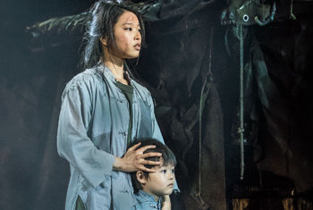LOOKING FOR CHILDREN TO PLAY THE ROLE OF 'TAM' IN MISS SAIGON