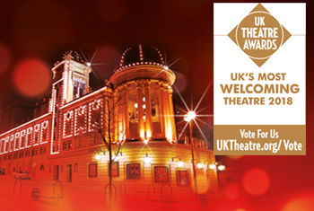 Voting is Open for UK's Most Welcoming Theatre 2018