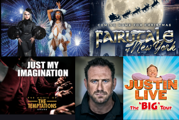 VARIETY IS THE SPICE OF LIFE! New shows coming to St George's Hall, Bradford