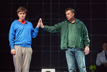 NATIONAL THEATRE'S AWARD-WINNING PRODUCTION OF THE CURIOUS INCIDENT OF THE DOG IN THE NIGHT-TIME