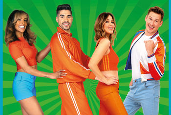 'RIP IT UP THE 70S' UK TOUR STARRING Louis Smith, Rachel Stevens, Melody Thornton and Lee Ryan