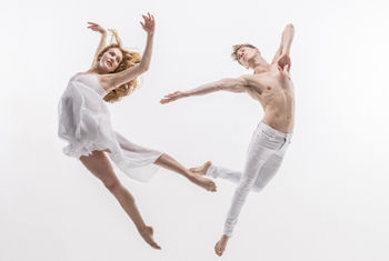 The World Premiere of Matthew Bourne's ROMEO AND JULIET arrives at the Alhambra Theatre, Bradford