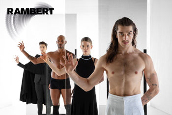 Rambert's McGregor | Motin | Shechter programme is set to tour the UK