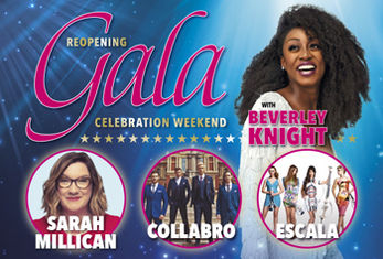 Celebration Gala Weekend at St George's Hall