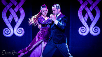 Red hot authentic Argentinian Tango at St George's Hall