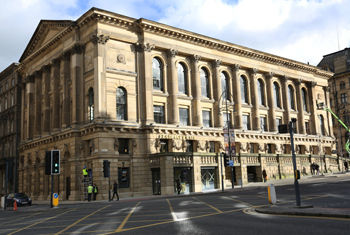 St George's Hall in Bradford re-opens after transformational renovation