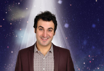 Patrick Monahan brings a double whammy of shows to The Studio in Bradford