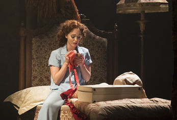 Matthew Bourne's double Olivier award-winning THE RED SHOES returns to the Alhambra Theatre, Bradford in 2020