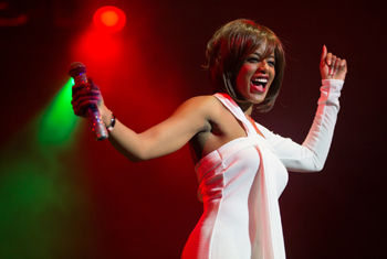 WHITNEY - A LASTING LEGACY HER MUSIC LIVES ON IN THIS EXCITING NEW SHOW