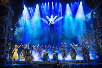 Hit Musical Wicked To Play at the Alhambra Theatre  From Wed 20 July - Sun 21 August 2016